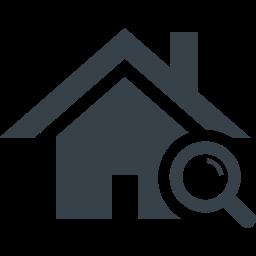 House Searcher free icon